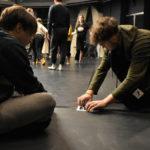 Déclenchement et transformation de sons par capteurs au Forum Bouge! #3, Gmem-Conservatoire de Nice UCA
